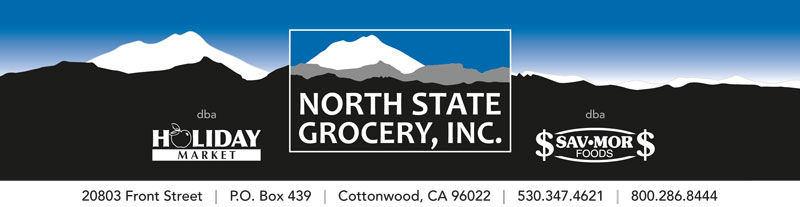 North State Grocery Inc. Logo